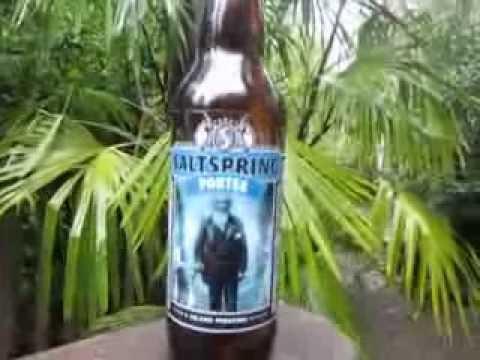 Salt Spring Island Porter Beer & Hawaiian History