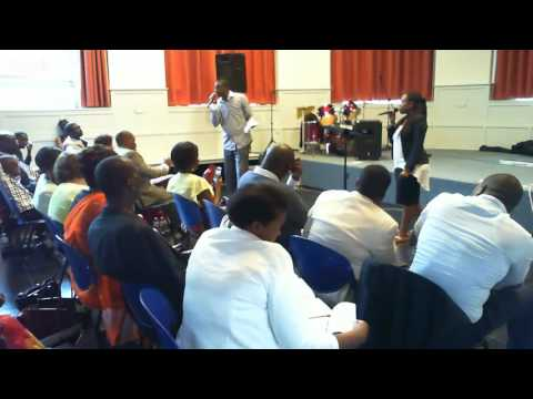 TRUMPET REVIVAL MINISTRIES - INTERNATIONAL CONFERENCE IN BELGIUM