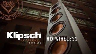 Enceintes Klipsch Reference Premiere HD Wireless