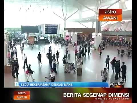 AirAsia sedia bekerjasama dengan MAHB