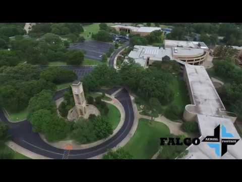 University of Texas at Tyler - Aerial Drone Footage