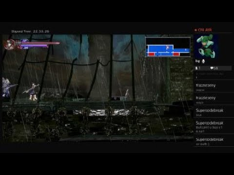 Bloodstained wasted double jump galleon Minerva + Bloodbringer as weapon #1 |