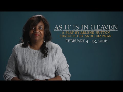 As It Is In Heaven || Director Interview || Andi Chapman