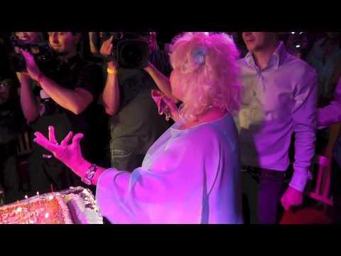Eva Jacob wird 70   Geburtstags Party Hooters Frankfurt Sachsenhausen 7.7.2013
