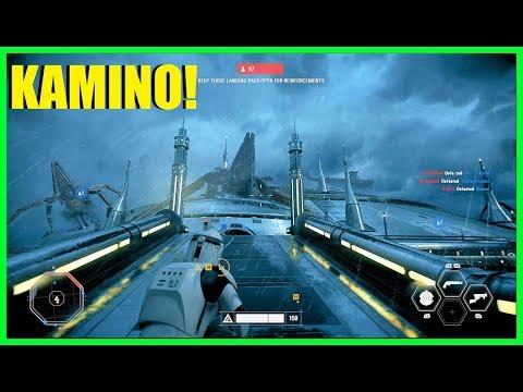 Star Wars Battlefront 2 - Galactic Assault on Kamino! | Defending the next generation of clones!