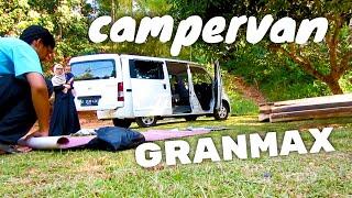 Campervan Granmax Buat Road Trip Dari Jakarta Ke Padang