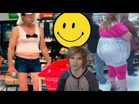 People at Walmart (2018, Hilarious)