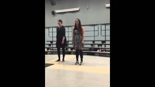 2015 District Solo & Ensemble Duet: Skye Boat Song