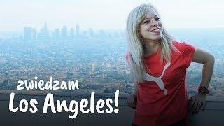 Hollywood i Santa Monica. Zdrowe jedzenie w USA?  | Codziennie Fit VLOG