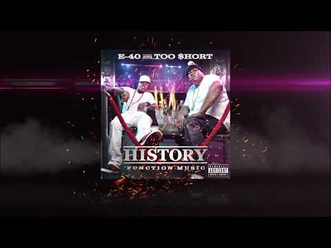 VIDEO OUTRO: E-40 & Too Short - History: Function Music