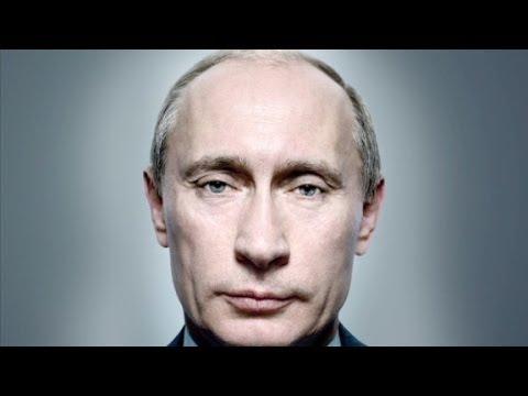 Platon Tells the Story Behind His Portrait of Vladimir Putin