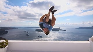 Parkour and Freerunning 2017 - The Beauty of Movement