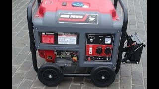видео Генераторы с автозапуском 10 кВт, генераторы для дома 10 кВт: цена, купить в Москве