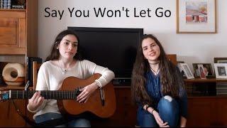 Say You Won't Let Go - James Ar...