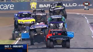 STADIUM SUPER TRUCKS RACE 1 - BARBAGELLO 2018