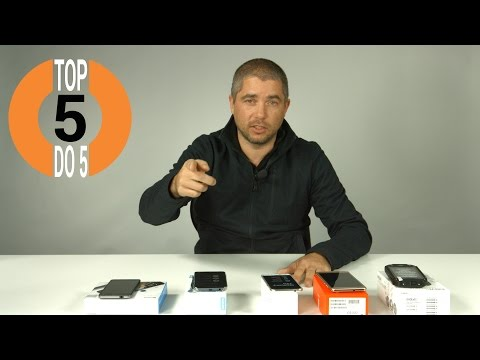 Top 5 mobilních telefonů do 5000 Kč