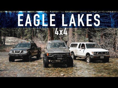 California Off Road 4x4 - Eagle Lakes
