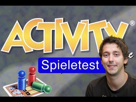 Spielanleitung Activity