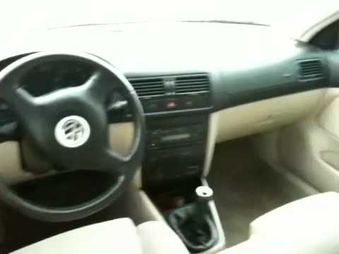 2001 Volkswagen Jetta GLS Turbo 5-Speed Manul Trans. - Mileage: 72k - Interior* - YouTube