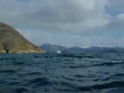 2009 Upernavik to Amarqua Area Kayak Tour in Greenland Gail Ferris