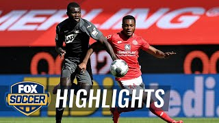 Bebou's strike is difference for Hoffenheim in 90 min battle w/Mainz | 2020 Bundesliga Highlights