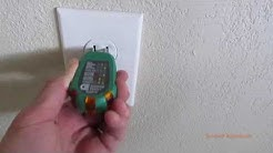 FHA Appraisal - Electrical Outlet Inspection