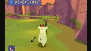 sheep dog n wolf Level04