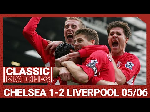 Cup Classic: Chelsea 1-2 Liverpool | Luis Garcia's worldie sends Reds into the final