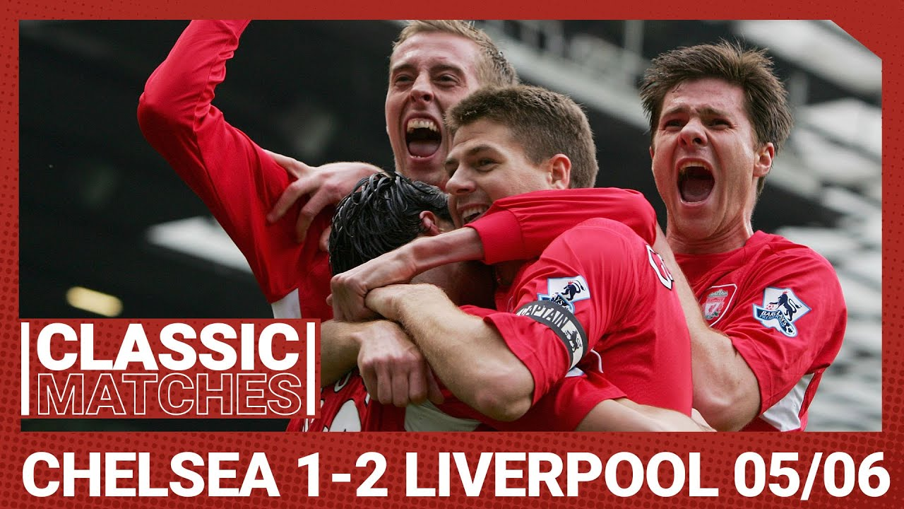 Download Cup Classic: Chelsea 1-2 Liverpool   Luis Garcia's worldie sends Reds into the final