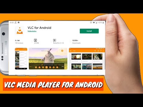 HOW TO DOWNLOAD VLC MEDIA PLAYER FOR ANDROID FREE [HINDI]