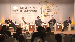 Mindmine Summit 2015: Session IX - Defence: India's next Sunrise?