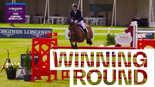 Daniel Coyle books his ticket to the Las Vegas finals | Longines FEI Jumping World Cup™ (NAL)