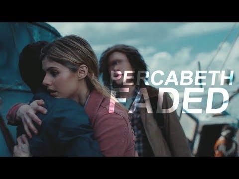 Percy & Annabeth || Faded