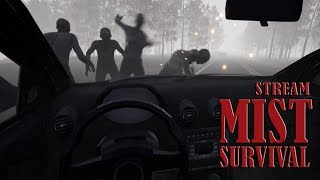 Mist Survival - TESTUJEMY NOWY SURVIVAL -  CO 10 SUBÓW GIVEAWAY - Na żywo