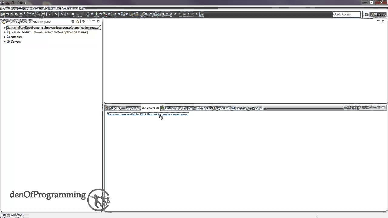 How to Set-Up Apache Tomcat v 7 with Eclipse IDE, using WTP