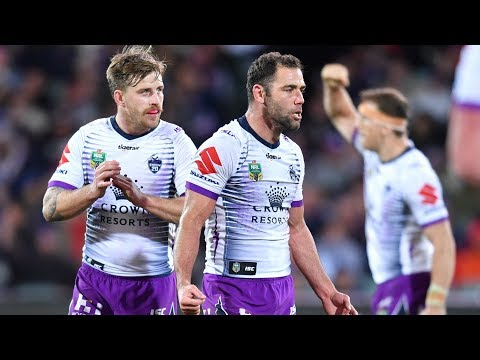Melbourne Storm's Moment of the Year: 2018