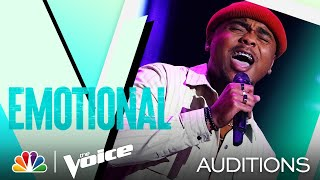 "Deion Warren Makes Lady Gaga and Bradley Cooper's ""Shallow"" His Own - The Voice Blind Auditions 2021"
