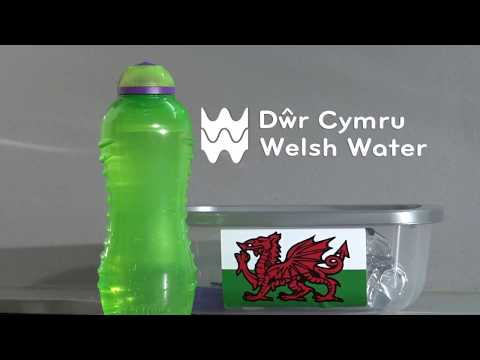 Dŵr Cymru - Filtered By Wales itself