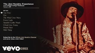 Jimi Hendrix, The Jimi Hendrix Experience - Tax Free - Regis College 1968 (Audio)