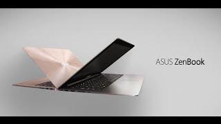 Ultra Sleek. Non-Stop Performance- ZenBook UX310 UX510   ASUS