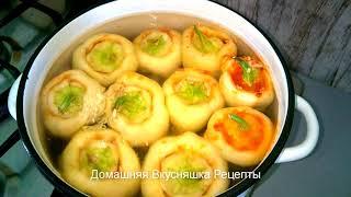 Фаршированный Перец С Рисом и Мясом Пошаговый Рецепт Перца.