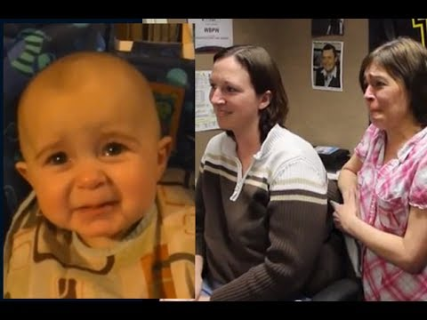 Emotional Baby - Reaction Video - Townsquare Media Presque Isle