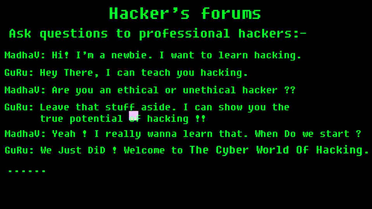 learn how to hack youtube