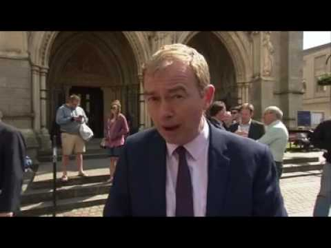 Election 2017 || reaction from Lib Dem leader Tim Farron