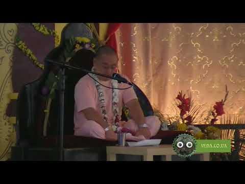 Шримад Бхагаватам 3.29.22 - Бхану Свами