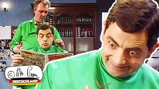 Mr. Bean – Mr. Bean beim Friseur