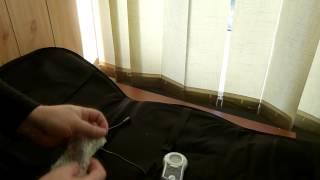 Автомобильная массажная накидка TL-2005(Благодаря мягкой и гибкой конструкции массажная накидка TL-2005 чудесно адаптируется к форме Вашего тела...., 2013-12-22T13:43:49.000Z)