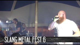 War of Ages | LIVE at Slang Metal Fest 6 | 8/23/14