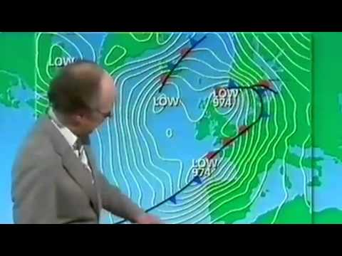 Michael Fish's Guide To TV Forecasting