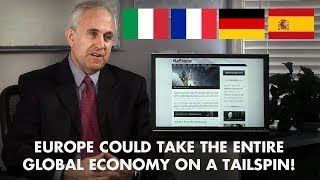 HARLEY SCHLANGER SPECIAL: Europe Is a Mess, Lost Century Ahead!